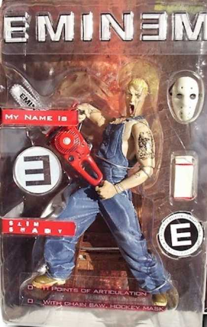 Eminem Action Figure