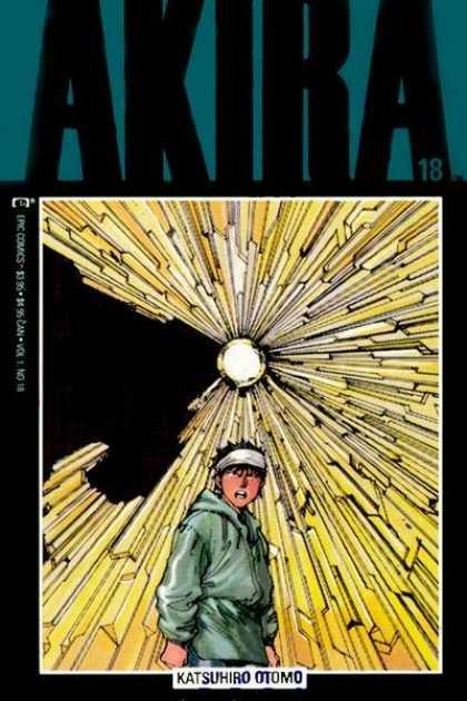 Akira Covers