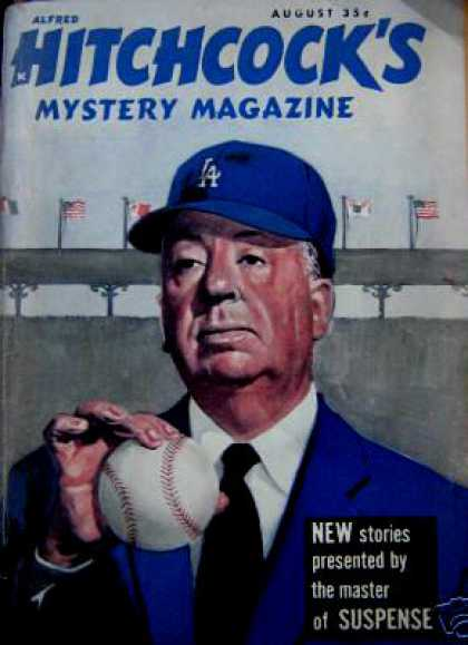 Magazines with mystery stories?