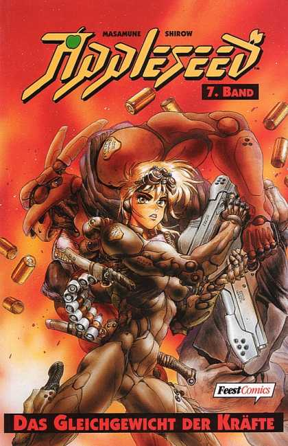 Appleseed Covers