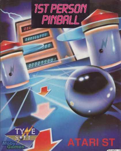 Atari ST Games Covers