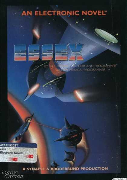 Atari ST Games Covers #50-99