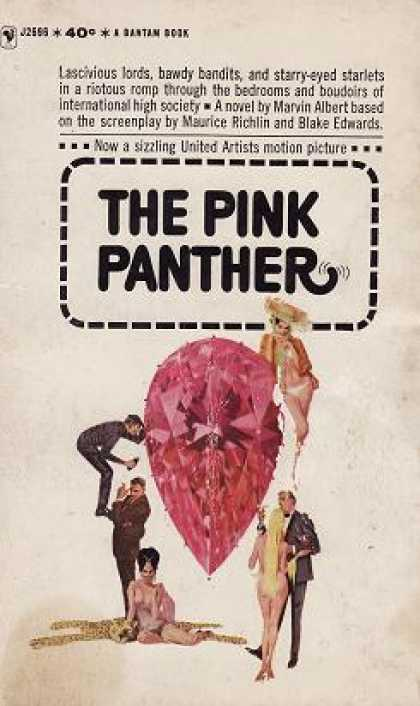 THE PINK PANTHER (MTI)