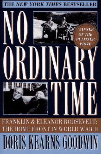No ordinary time