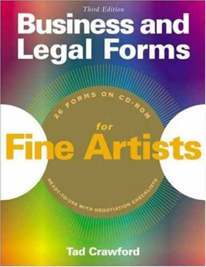 Books About Art Covers - Legal form books