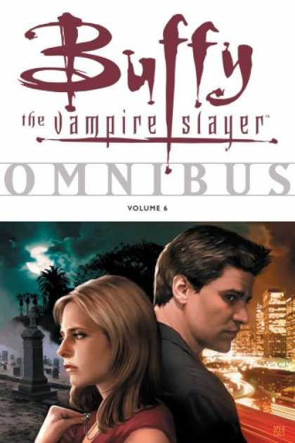 Buffy the vampire slayer book covers buffy the vampire slayer books buffy the vampire slayer omnibus volume 6 fandeluxe Document