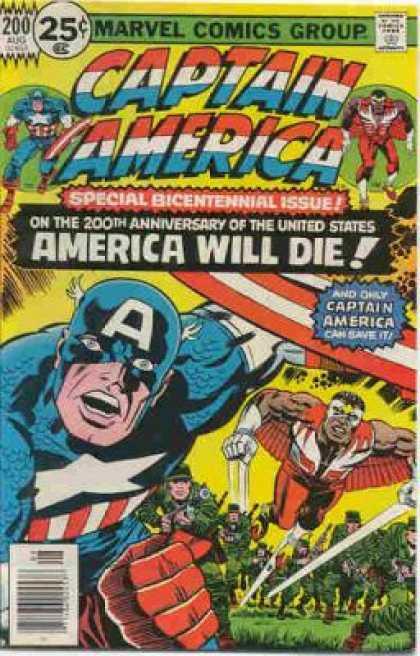 1981 Captain America /& Bucky covers Details about  /COMIC READER #189 fanzine