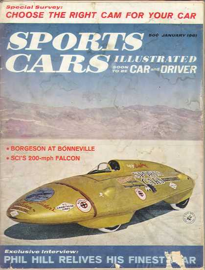 Car And Driver Covers - Car and driver