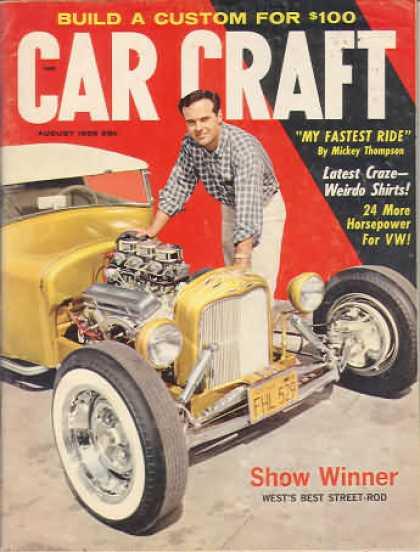 Car Craft Vw >> Car Craft Covers