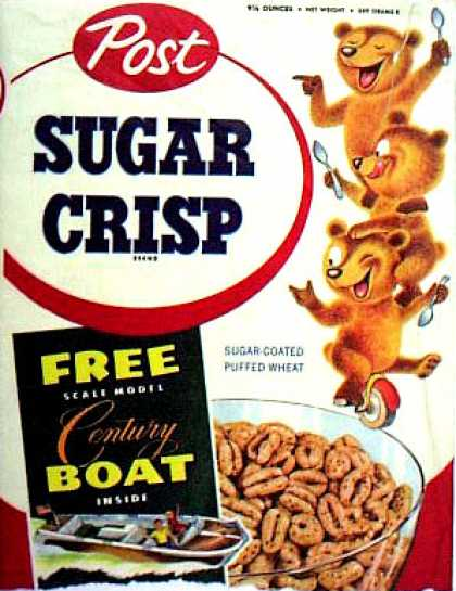 Cereal Box Covers