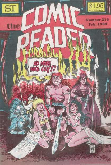Comic Reader Covers #200-249