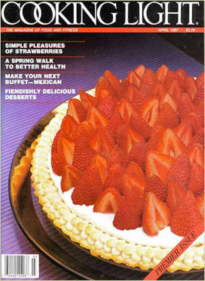 Cooking Light   Strawberry Cream Tart