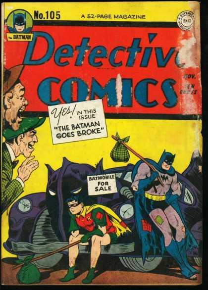 Comic Covers 105-12