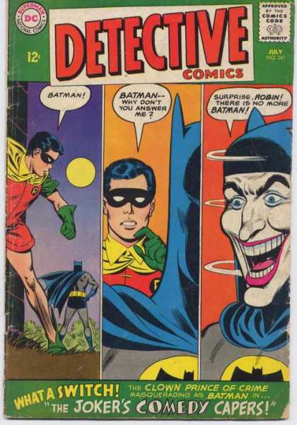 Comic Covers 341-13