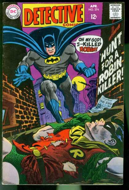 Comic Covers 374-13