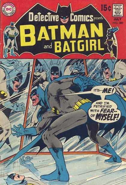Comic Covers 389-1