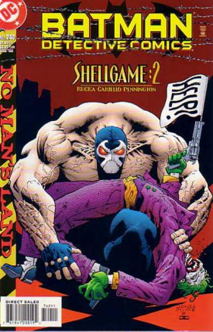 Comic Covers 740-1