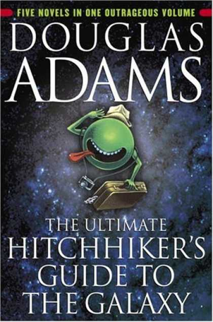 the hitchhikers ultimate the to guide universe