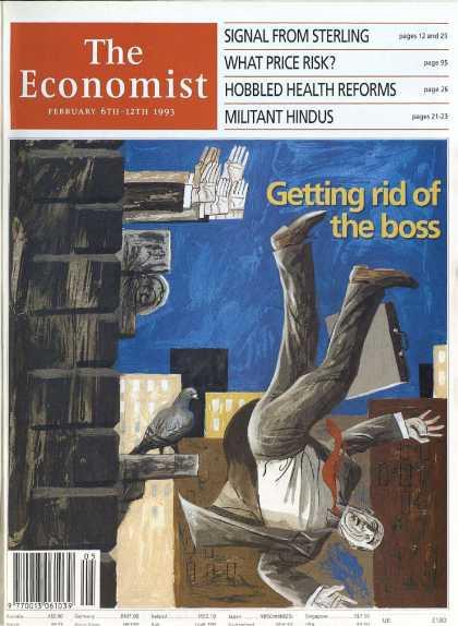 Economist Covers #1900-1949