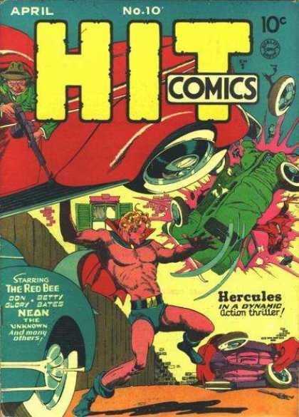 Hit Comics 10