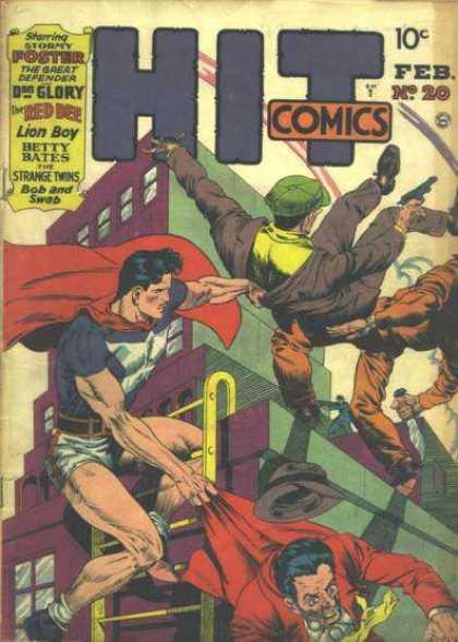 Hit Comics 20