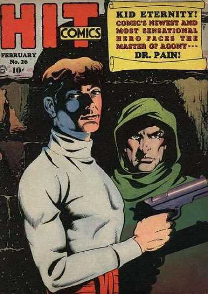 Hit Comics 26
