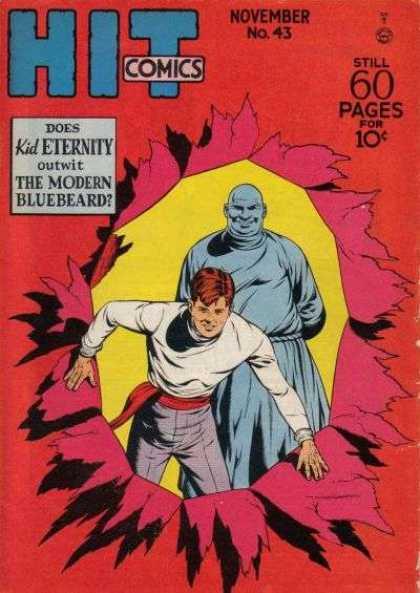 Hit Comics 43