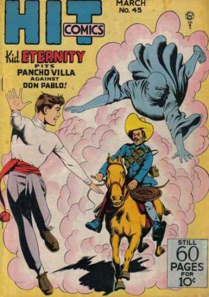 Hit Comics 45