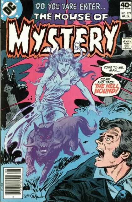 118751222f52 House of Mystery Covers  250-299