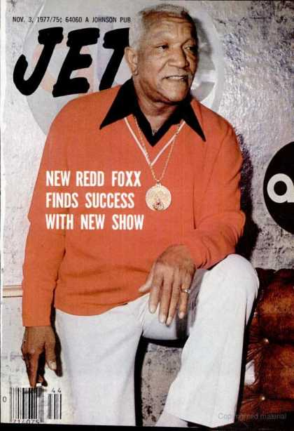 Image result for redd foxx on jet