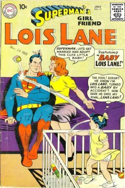 Lois Lane 10