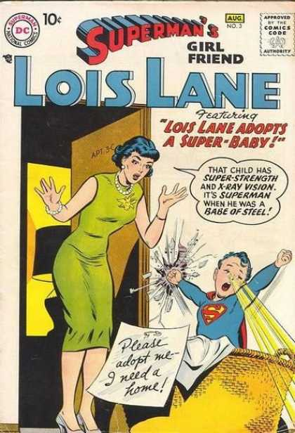 Lois Lane 3
