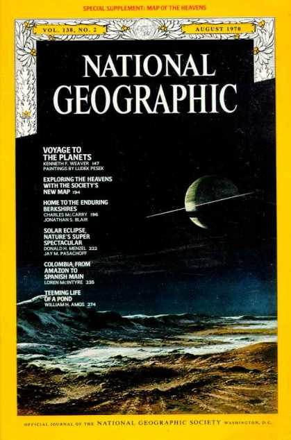 National Geographic Covers 850 899
