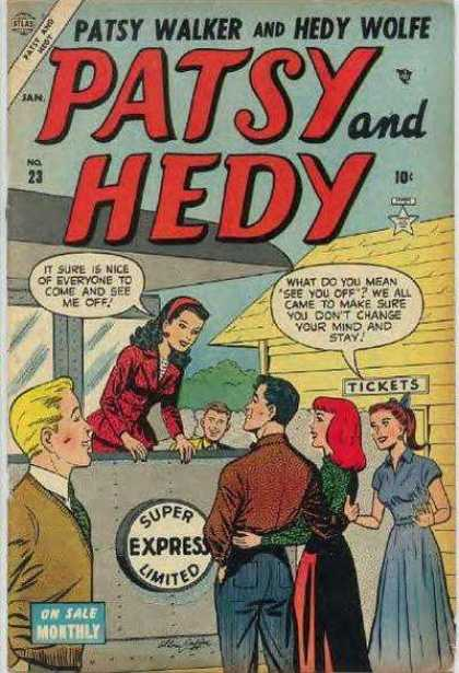 patsy walker trapped