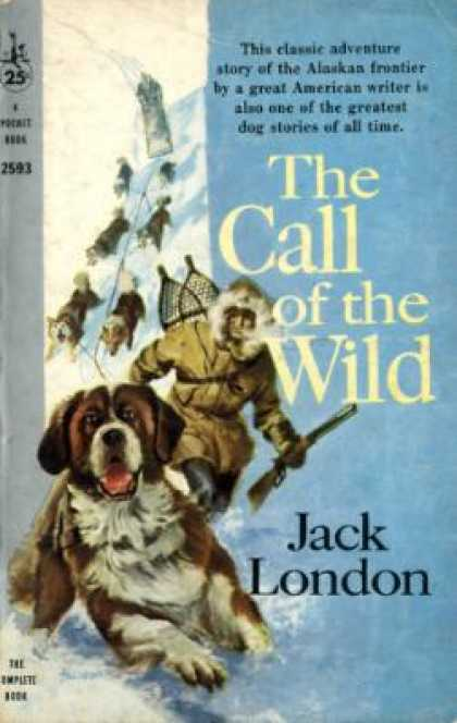 The journey of buck in the novel the call of the wild by jack london