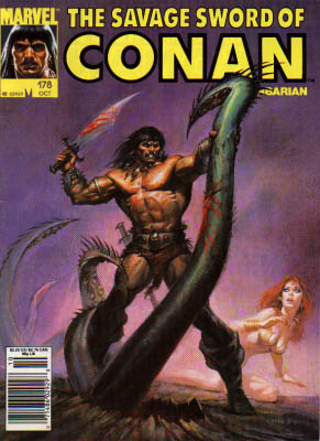 Your Choice of 150+ Original Savage Sword of Conan B/&W Marvel Comic Magazines