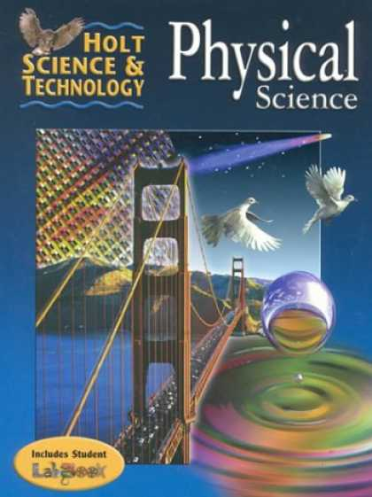 Science School Book Cover : Life science th grade textbook holt