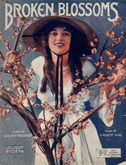 broken blossoms movie