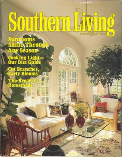 Southern Living   January 1985