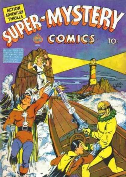 comics damsel in distress