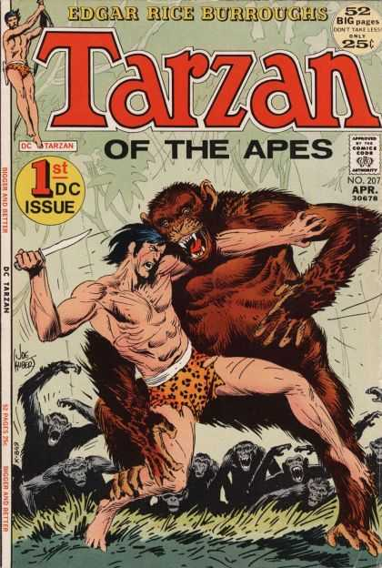 Tarzan of The Apes Book Tarzan of The Apes 197