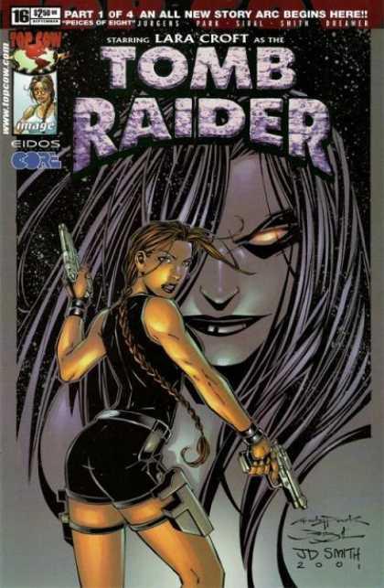 Tomb Raider Covers