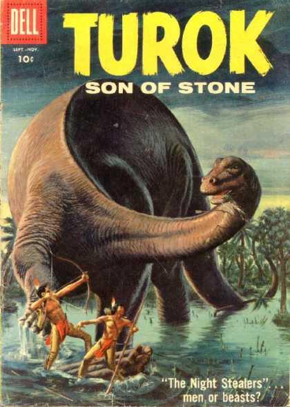 Turok Son Of Stone Covers