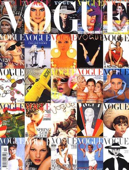 Vogue - December, 2006